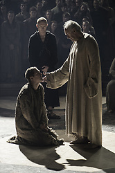 RELEASE DATE: April 24, 2016 season 6 TITLE: Game of Thrones STUDIO: HBO DIRECTOR: PLOT: In the mythical continent of Westeros, several powerful families fight for control of the Seven Kingdoms. As conflict erupts in the kingdoms of men, an ancient enemy rises once again to threaten them all. Meanwhile, the last heirs of a recently usurped dynasty plot to take back their homeland from across the Narrow Sea. STARRING: JONATHAN PRYCE. (Credit Image: © HBO/Entertainment Pictures/ZUMAPRESS.com)