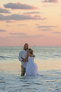 Bart and Courtney Day After/Trash the Dress | Emerald Isle Photographers