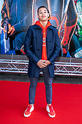 2019, July 02. Pathe ArenA, Amsterdam, the Netherlands. Eliyha Altena at the dutch premiere of Spider-Man Far From Home.