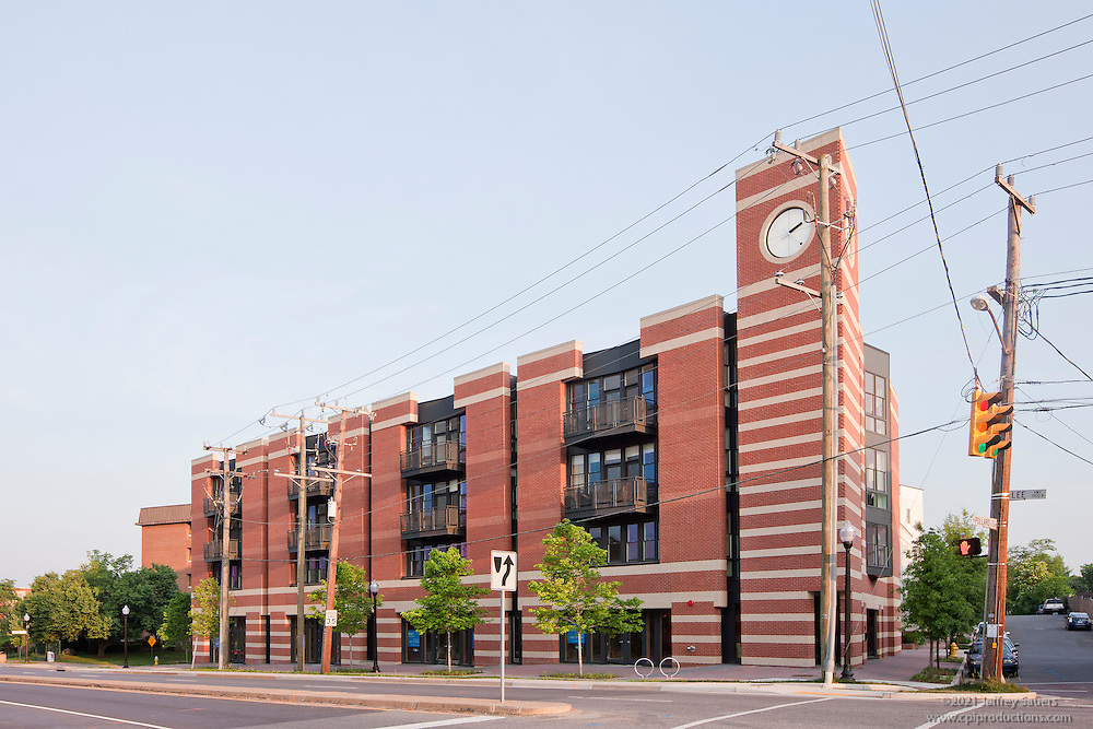 Architectural Image of Arlington, VA Condominium 3800 Lee Hwy