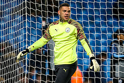 Ederson of Manchester City - Mandatory by-line: Robbie Stephenson/JMP - 26/11/2019 - FOOTBALL - Etihad Stadium - Manchester, England - Manchester City v Shakhtar Donetsk - UEFA Champions League Group Stage