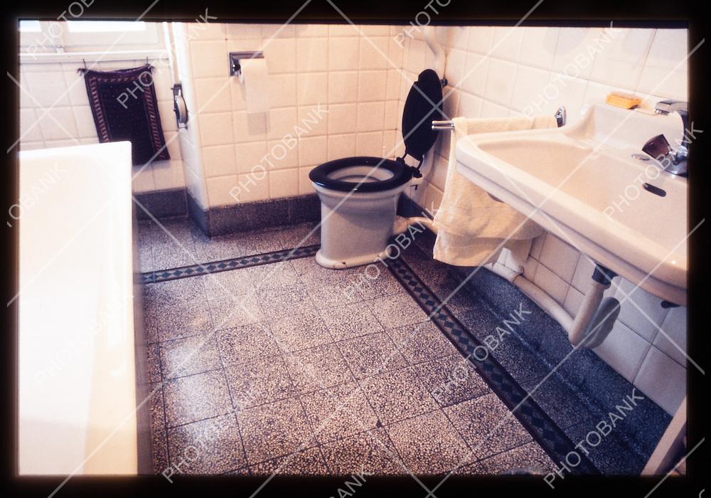 Personal project toilet, pissoir