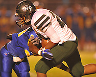 Oxford High vs. West Point in high school playoff action in Oxford, Miss. on Friday, November 19, 2010. West Point won 27-12.