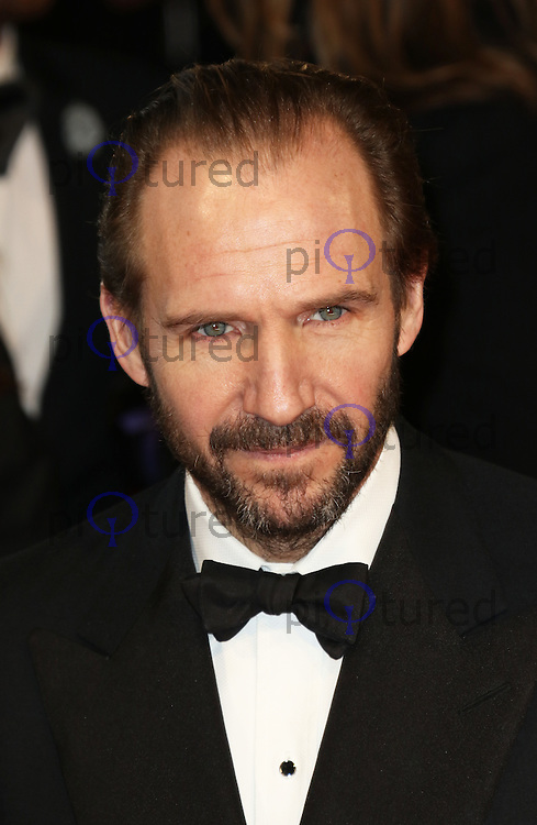 Ralph Fiennes, EE British Academy Film Awards (BAFTAs), Royal Opera House Covent Garden, London UK, 08 February 2015, Photo by Richard Goldschmidt