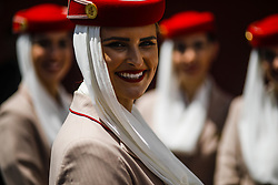 May 13, 2018 - Barcelona, Spain - Motorsports: FIA Formula One World Championship 2018, Grand Prix of Spain, .grid girls  (Credit Image: © Hoch Zwei via ZUMA Wire)
