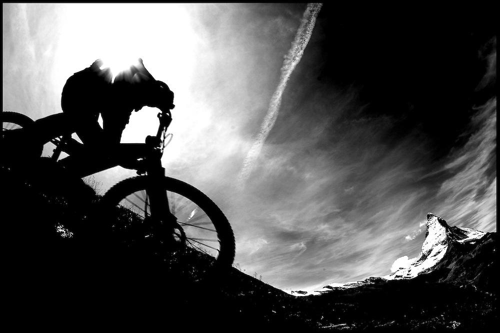 Rider: Evan Schwartz<br /> Location: Zermatt (Switzerland)