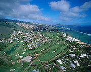 Waialae Goulf Course, Honolulu, Hawaii<br />