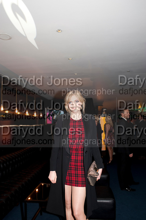 SOPHIE DAHL, GQ Men of the Year awards. The royal Opera House. Covent Garden. London. 6 September 2011. <br /> <br />  , -DO NOT ARCHIVE-&copy; Copyright Photograph by Dafydd Jones. 248 Clapham Rd. London SW9 0PZ. Tel 0207 820 0771. www.dafjones.com.
