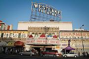 The Westlake Theatre  in Los Angeles, CA 5/10/08 ..
