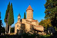 Georgie, Caucase, région de Kakheti, Ikalto, monastère d'Ikalto, IXe siècle // Georgia, Caucasus, Kakheti, Ikalto, Ikalto monastery, 9th century