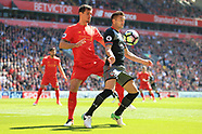 Liverpool v Southampton 7 May 2017