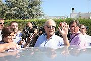 Bisceglie Francesco Sollecito il padre di Raffaele sollecito