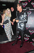24.MAY.2011. LONDON<br /> <br /> DAVID HASSELHOFF WITH HIS DAUGHTER HAYLEY HASSELHOFF ATTENDING THE PIXIE LOTT NEW LIPSY SPRING SUMMER COLLECTION LAUNCH AT THE VIP PARTY AT CHINAWHITE IN LONDON<br /> <br /> BYLINE: EDBIMAGEARCHIVE.COM<br /> <br /> *THIS IMAGE IS STRICTLY FOR UK NEWSPAPERS AND MAGAZINES ONLY*<br /> *FOR WORLD WIDE SALES AND WEB USE PLEASE CONTACT EDBIMAGEARCHIVE - 0208 954 5968*