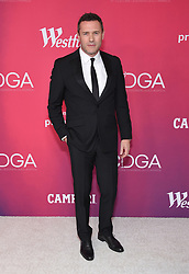 February 19, 2019 - Beverly Hills, California, U.S. - Jason O'Mara arrives for the 21st CDGA (Costume Designers Guild Awards) at the Beverly Hilton Hotel. (Credit Image: © Lisa O'Connor/ZUMA Wire)