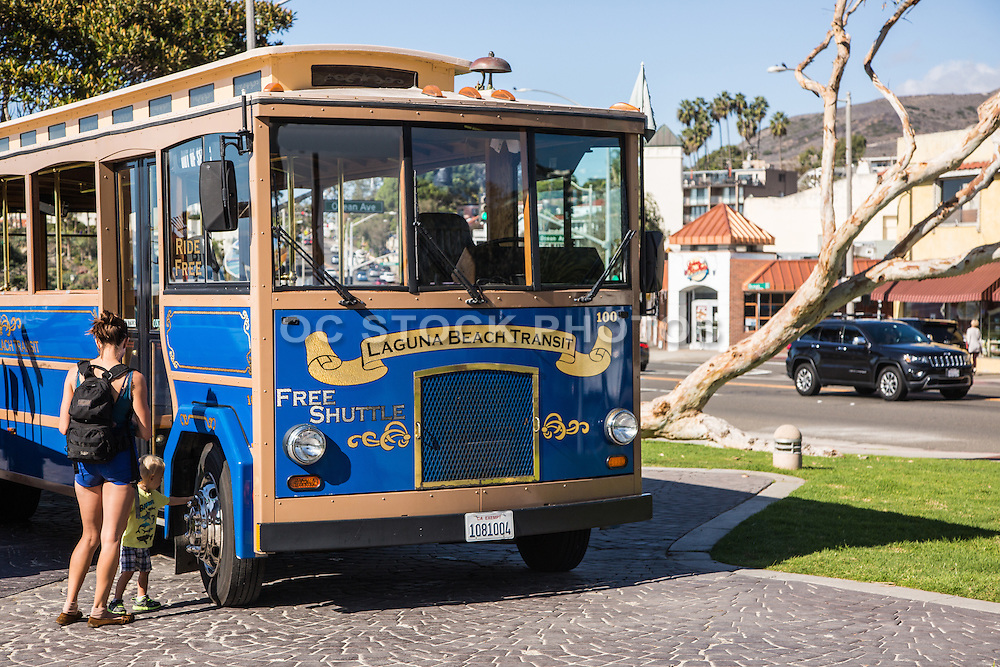 Laguna Beach Transit Free Shuttle Laguna Beach Transit Free Shuttle