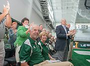 Walter Fieldhouse Dedication. © Ohio University / Photo by Ben Siegel
