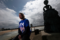 UK ENGLAND MARGATE 14MAY16 -Vote Remain campaign volunteer Ollie Brown poses for a photo in Margate, Kent, England.<br /> <br /> jre/Photo by Jiri Rezac<br /> <br /> © Jiri Rezac 2016
