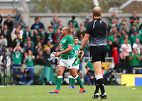 Rugby Union - 2019 pre-Rugby World Cup warm-up (Guinness Summer Series) - Ireland vs. Wales<br /> <br /> Rory Best (c) (Ireland) leaves the pitch at The Aviva Stadium.<br /> <br /> COLORSPORT/KEN SUTTON
