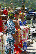 Hakahau, Ua Pou, Marquesas, French Polynesia, (editorial use only, no model release)<br />