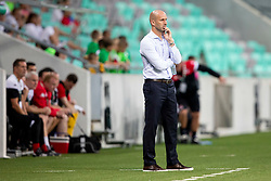 Ilija Stolica, head coach of NK Olimpija Ljubljana during 1st Leg football match between NK Olimpija Ljubljana and FC Crausaders in 2nd Qualifying Round of UEFA Europa League 2018/19, on July 26, 2018 in SRC Stozice, Ljubljana, Slovenia. Photo by Urban Urbanc / Sportida