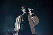 Diddy Dirty Money performs at House of Blues Chicago on April 14, 2011.
