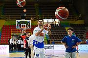 sacchetti<br /> pregame<br /> Germani Basket Brescia - Openjobmetis Varese<br /> Legabasket Serie A 2017/18  gara 1<br /> Verona, 12/05/2018<br /> Foto G.Checchi / Ciamillo-Castoria