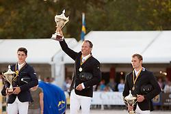 Van Roosbroeck Maurice (BEL)<br /> Belgisch Kampioenschap Jumping - Lanaken 2011<br /> © Dirk Caremans