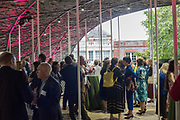 party to celebrate the longlist 2019 Booker prize for fiction. . Serpentine gallery.
