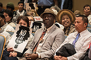 Opponents of the proposed Entergy natural gas power plant the New Orleans City Council meeting on March 8 where the council ended up approving the plant.