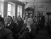 1957 Chamber of Commerce Meeting