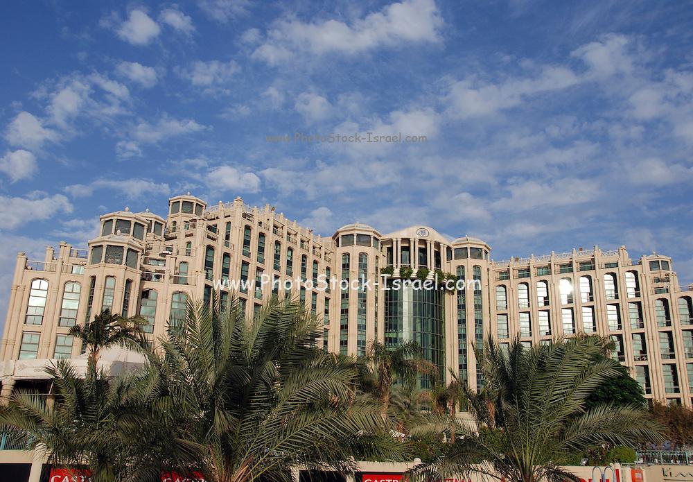 Israel, Eilat, Eilat Hilton - Queen of Sheba