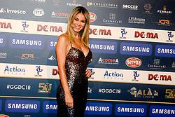 December 3, 2018 - Milan, Italy - Diletta Leotta at 'Oscar Del Calcio AIC' Italian Football Awards photocall in Milano, Italy, on December 03 2018  (Credit Image: © Mairo Cinquetti/NurPhoto via ZUMA Press)