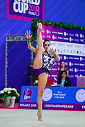 Katsiaryna Halkina from Belarus, she was born in Minks in 1997.Halkina went to the 2016 Olympics in Rio de Janeiro obtaining the sixth place