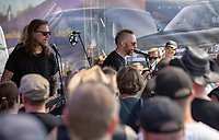 2019-06-07 | Norje, Sweden: Ralf Gyllenhammar at Sweden Rock Festival ( Photo by: Roger Linde | Swe Press Photo )<br /> <br /> Keywords: Sweden Rock Festival, Norje, Festival, Music, SRF, Ralf Gyllenhammar