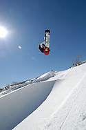 Shaun White, Burton Team rider at PCMR