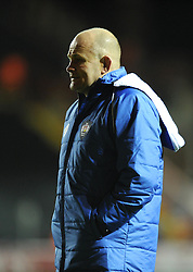 Bristol's Director of Rugby, Andy Robinson - Photo mandatory by-line: Dougie Allward/JMP - Mobile: 07966 386802 - 05/12/2014 - SPORT - Rugby - Bristol - Ashton Gate - Bristol Rugby v London Scottish - B&I Cup