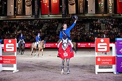 Ahlmann Christian, GER, Caribis Z<br /> Leipzig - Partner Pferd 2019<br /> © Hippo Foto - Stefan Lafrentz