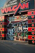 Noroc signifie «c'est la chance». Les jeux de loterie sont très présents dans les rues de la capitale.