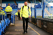 Dan Butler before the EFL Sky Bet League 1 match between Portsmouth and Peterborough United at Fratton Park, Portsmouth, England on 7 December 2019.
