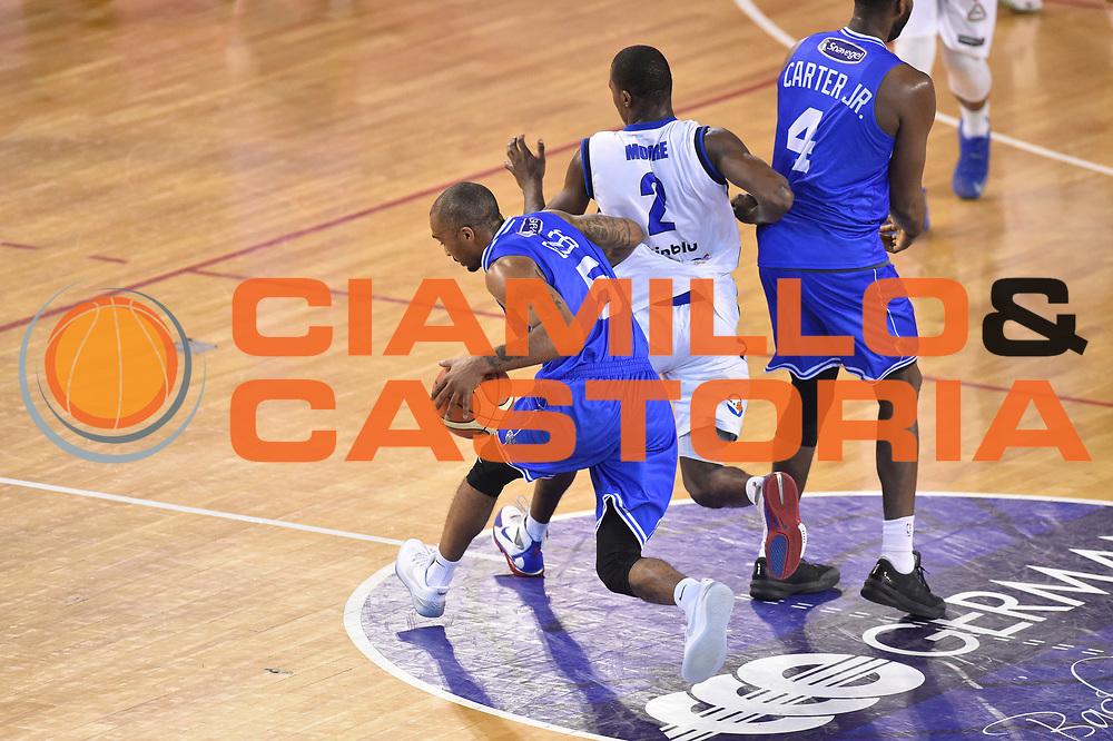 Goss<br /> Germani Basket Brescia vs Enel Brindisi<br /> Lega Basket Serie A 2016/2017<br /> Brescia 11032017<br /> Foto Ciamillo-Castoria/G. Ciamillo
