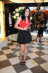 AMY MOLYNEAUX at the PPQ of Mayfair Summer Party at 47 Conduit Street, London on 30th July 2008.<br /> <br /> NON EXCLUSIVE - WORLD RIGHTS