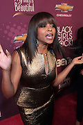 October 13, 2012- Bronx, NY: Actress Taraji P. Henson at the Black Girls Rock! Awards Red Carpet presented by BET Networks and sponsored by Chevy held at the Paradise Theater on October 13, 2012 in the Bronx, New York. BLACK GIRLS ROCK! Inc. is 501(c)3 non-profit youth empowerment and mentoring organization founded by DJ Beverly Bond, established to promote the arts for young women of color, as well as to encourage dialogue and analysis of the ways women of color are portrayed in the media. (Terrence Jennings)