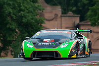 Liam Griffin (GBR) / Fabio Babini  #6 Barwell Motorsport  Lamborghini Huracan GT3  Lamborghini 5.2L V10 British GT Championship at Oulton Park, Little Budworth, Cheshire, United Kingdom. May 28 2016. World Copyright Peter Taylor/PSP.