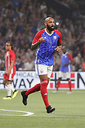 Thierry Henry (France 98) scored a goal during the 2018 Friendly Game football match between France 98 and FIFA 98 on June 12, 2018 at U Arena in Nanterre near Paris, France - Photo Stephane Allaman / ProSportsImages / DPPI