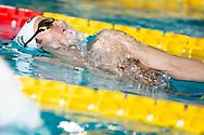 BONACCHI Niccolo' ITA Fiamme Oro<br /> 50 Dorso Uomini<br /> Campionato Italiano Assoluto UnipolSai Primaverile di Nuoto 02/04/2019<br /> Nuoto Swimming<br /> <br /> Stadio del Nuoto di Riccione<br /> Photo © Andrea Masini/Deepbluemedia/Insidefoto
