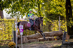 Smets Jordy, BEL, Kantjes Lorenzo<br /> LRV Ponie cross - Zoersel 2018<br /> © Hippo Foto - Dirk Caremans<br /> 28/10/2018