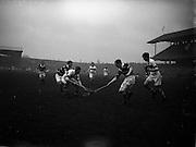 6/12/1953<br /> 12/6/1953<br /> 6 December 1953<br /> Senior Hurling Championship: St. Vincents v Glen Rovers at Croke Park.