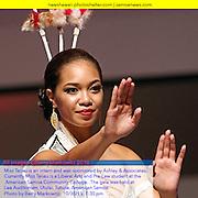 Miss Am. Samoa 2015