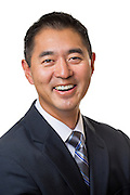 Phil Yamamoto poses for his business headshot in San Jose, California, on September 18, 2014. (Stan Olszewski/SOSKIphoto)