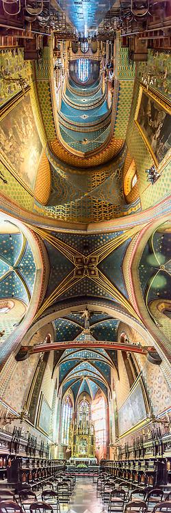 Franciszkanska Church Krakow, Poland
